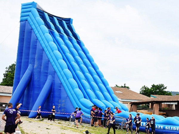 Toboggan Crazy Slide XXL