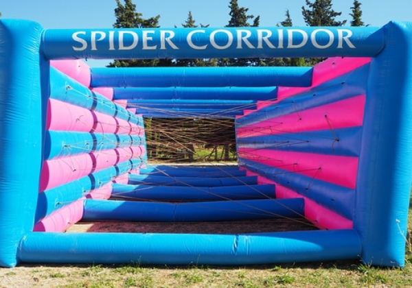 Spider corridor
