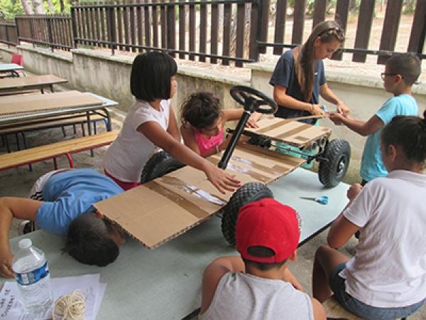 Concept kart kids