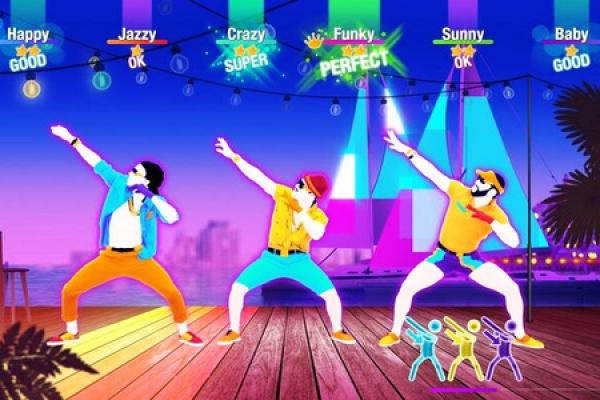 Just Dance® battle